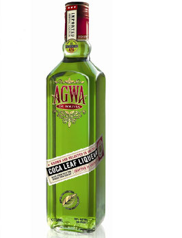 Agwa De Bolivia Kokablatt Spirituose 0.7l 30%