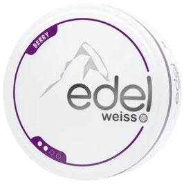 Edelweiss Berry Snus (All White Slim) 14g