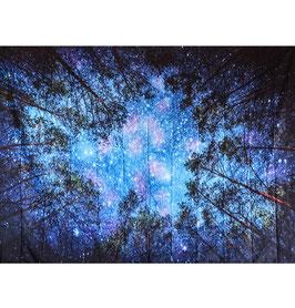Wandtuch Nightsky: 200 X 150cm