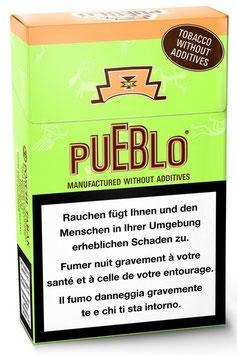 Pueblo Green Box (10 Pack à 20 Zigaretten)