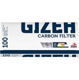 Gizeh Carbon Hülsen Mit Aktrivkohle