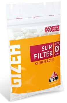Gizeh Slim Filter (20 x 120 Stk.)