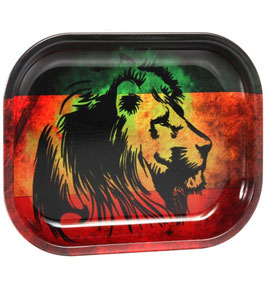 Rolling Tray Lion