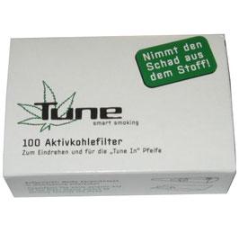 Tune Aktivkohlefilter 100 Stk