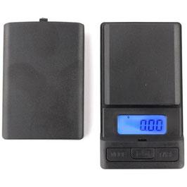Digitale Taschenwaage 100g x 0.01g Blue Light