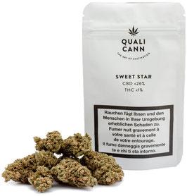 Quali Cann CBD Blüten Sweet Star