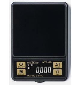 MTT-100 Waage - 100g x 0.005g