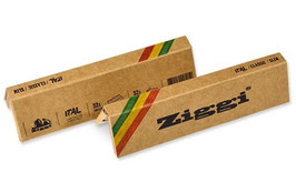 Ziggi Rolling Papers Classic Slim Ital + Tips - 28Stk.