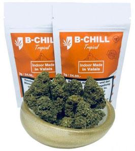 CBD Blüten B-Chill Tropical CBD Indoor - 3g