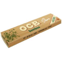32 x OCB Bamboo Slim & Filter