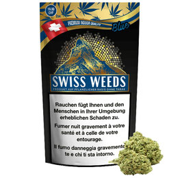 Swiss Weeds Indoor Blue - 2g (3 Stk)
