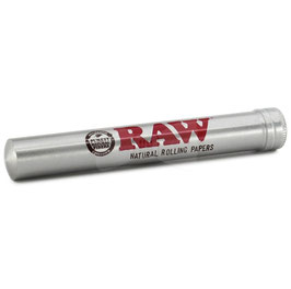 Raw Aluminium Tube 15 x 116mm