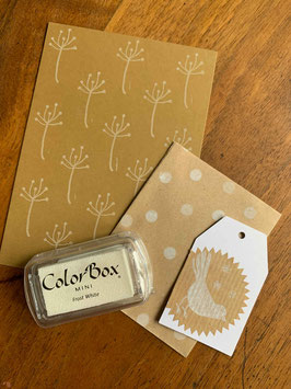 ColorBox Stempelfarbe – FROST WHITE