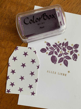 ColorBox Stempelfarbe – PLUM