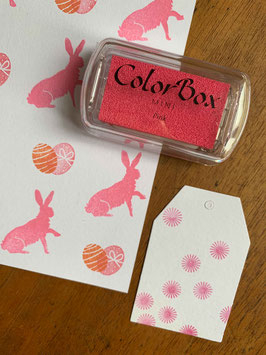 ColorBox Stempelfarbe – PINK