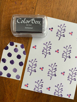 ColorBox Stempelfarbe  – ENCHANTED