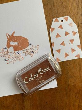 ColorBox Stempelfarbe – COCOA