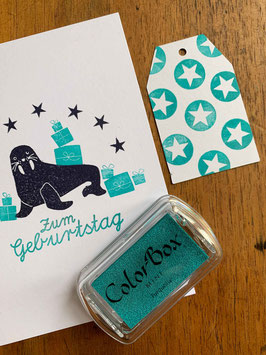 ColorBox Stempelfarbe – TURQUOISE