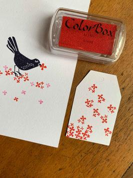 ColorBox Stempelfarbe – SCARLET