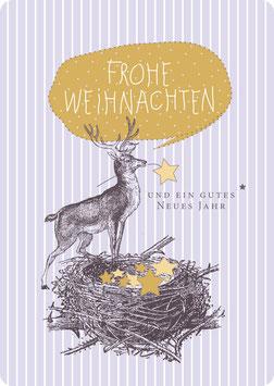 * REHBOCK im Nest (KL 14123)