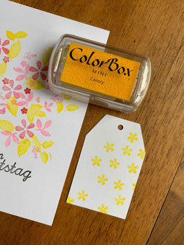 ColorBox Stempelfarbe – CANARY