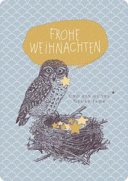 * EULE im Nest (KL 14124)