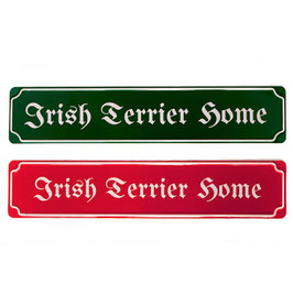 Irish Terrier Home