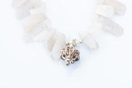 Serendipity Mondsteinkette mit Silberanhänger in 925 er Echtsilber