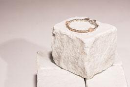 Zirkoniaarmband mit Mondstein und 925er Echtsilber ZI0003