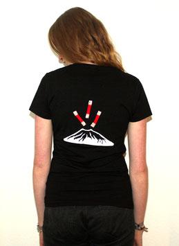 "T-Shirt ""Eldfjall"""