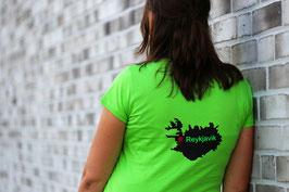 "T-Shirt ""Reykjavic"""