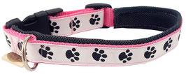 """Hundehalsband rosa """"Hundur"""""""