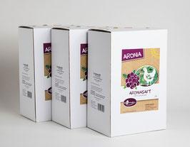 3 x Bio Aroniasaft Bag in Box