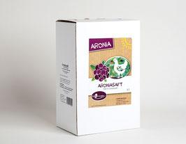 Bio Aroniasaft Bag in Box 3 L