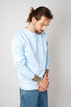 Batik Sweater aus Bio- Baumwolle