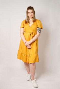 Volant Wickelkleid aus TENCEL™