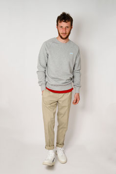 Sweater aus Bio -Baumwolle