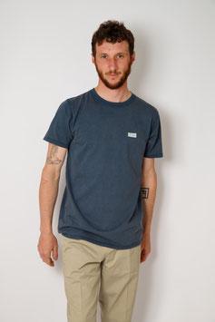 Logo Patch Shirt aus Bio-Baumwolle