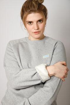 Sweater aus Bio - Baumwolle