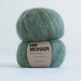 Hip Mohair Dark Olive Green