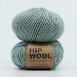 Hip Wool Dusty Green