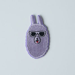 Hip Alpaca Patch