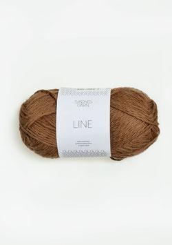 Line Gyllen Brun 2553