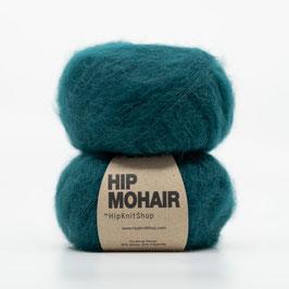 Hip Mohair Emerald Green