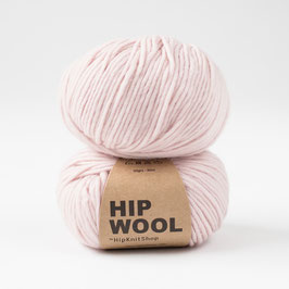 Hip Wool Dusty Candyfloss Pink