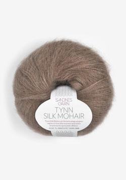 Tynn Silk Mohair Eikenott 3161