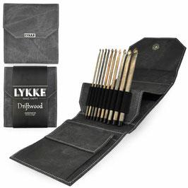 LYKKE Häkelnadel-Set Driftwood grey