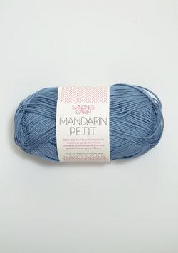 Mandarin Petit Jeansblau 9463