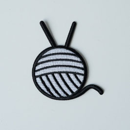 Yarn Ball Patch