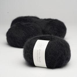 Deluxe Silk Mohair No. 28  Lakritz